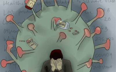 Substance Use and COVID-19: A Crisis in a Pandemic